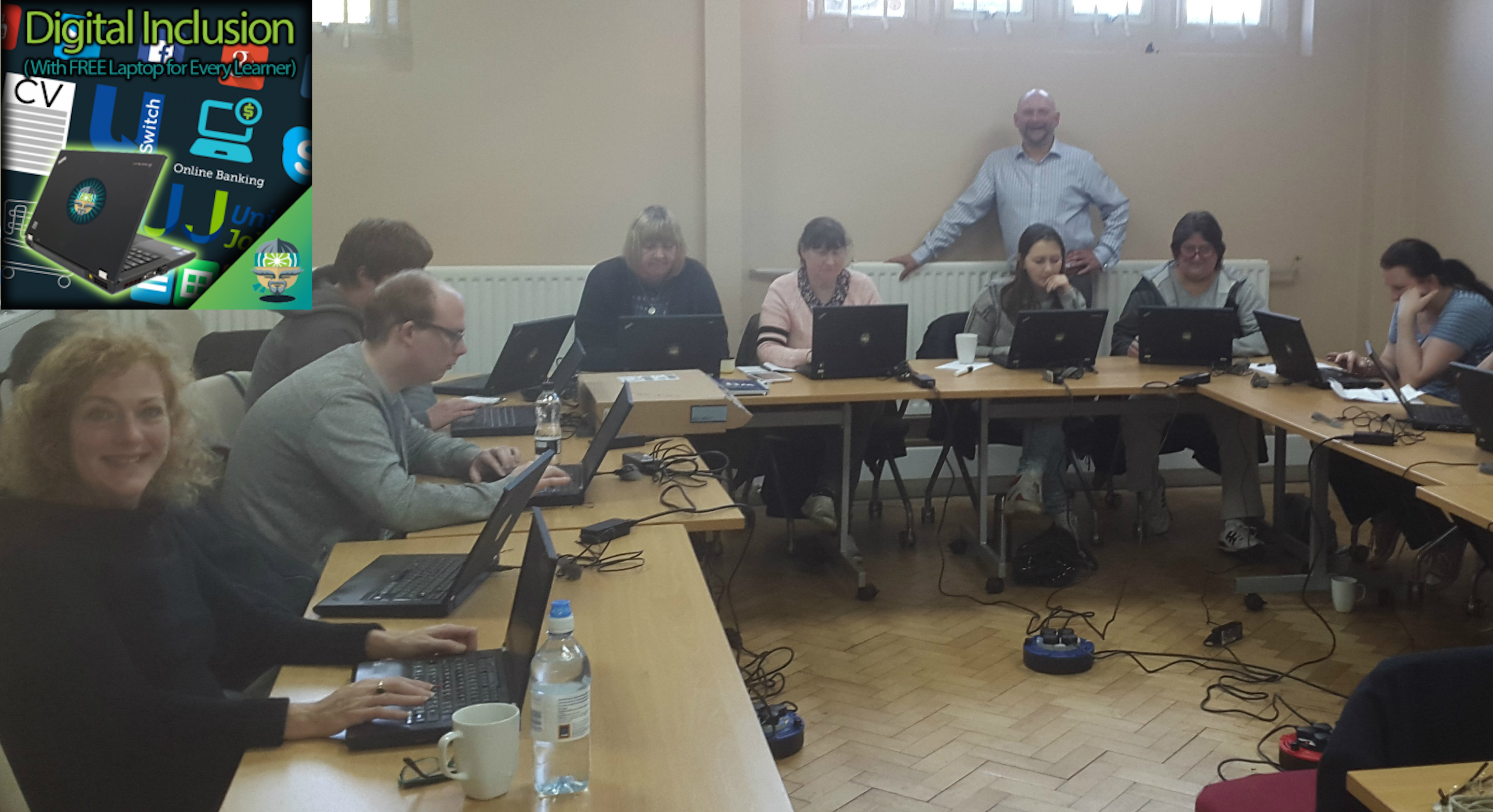Digital inclusion from JobSkilla.